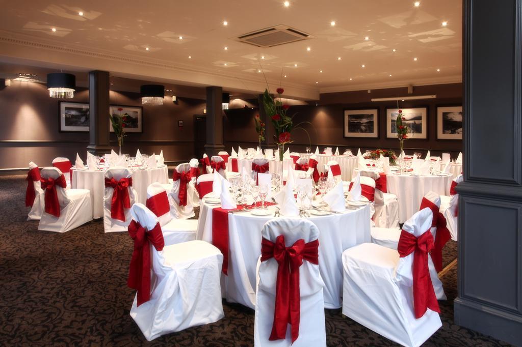 Garfield House Hotel Weddings Dj Glasgow