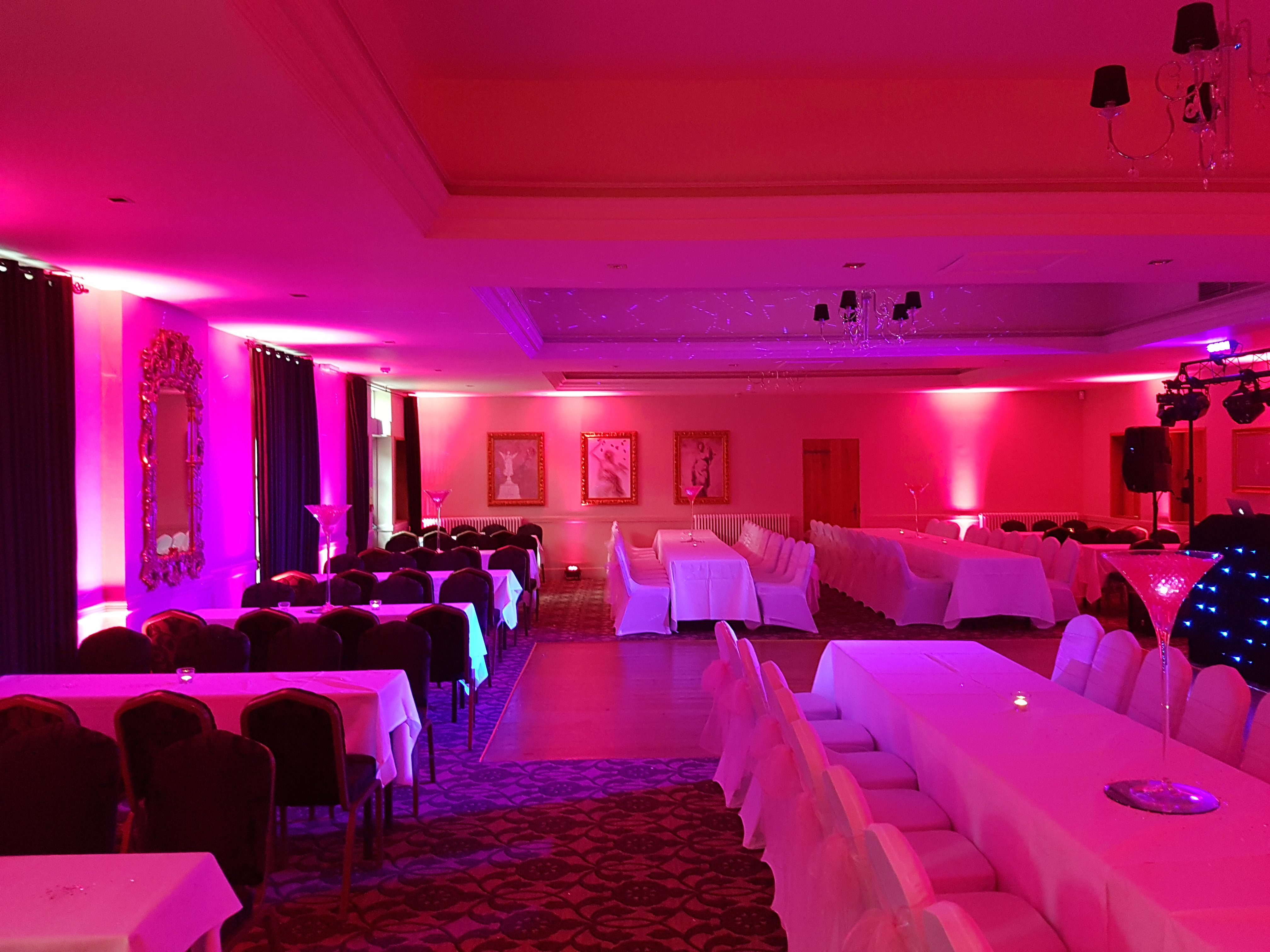 glenskirlie house and castle weddings review - dj glasgow