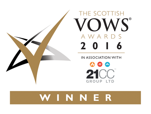 VOWS Award Winner 2016 - Weddings