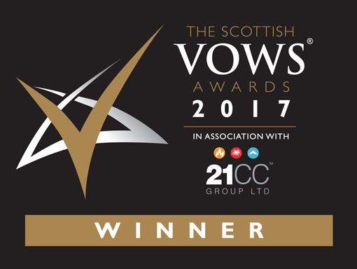 VOWS Award Winner 2017 - Weddings