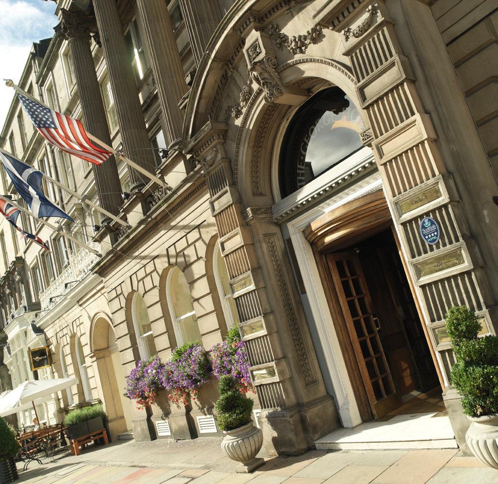 Wedding Reception Venue Hire Edinburgh Scotland: Gordy Is A DJ's Wedding Venue Review Of Principal Hotel