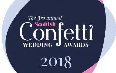 Confetti Wedding Awards 2018 – Entertainment Category Winners