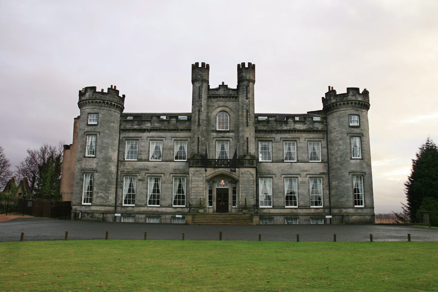 Airth Castle Hotel Wedding Venue Review