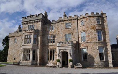 Crossbasket Castle wedding venue review
