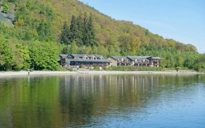 Lodge on Loch Lomond wedding venue review