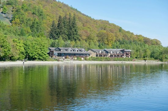 Lodge on Loch Lomond wedding venue review