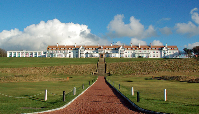 Trump Turnberry Wedding Venue Review