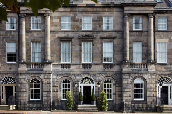 Principal Edinburgh Charlotte Square Wedding Venue Review