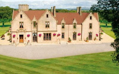 Glenbervie House Hotel Wedding Venue Review