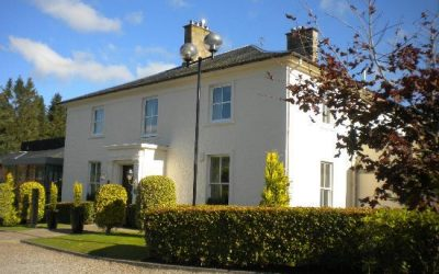 Macdonald Crutherland House Hotel Wedding Venue Review