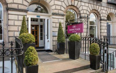 Crowne Plaza Edinburgh Wedding Venue Review