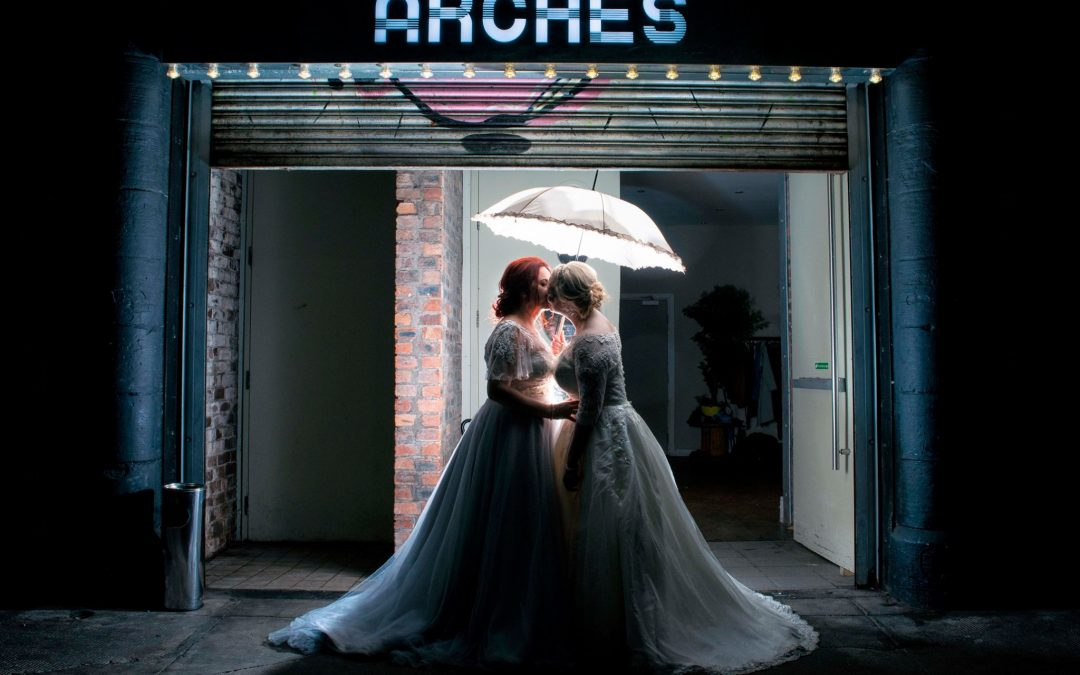 Argyle Street Arches Wedding Venue Review